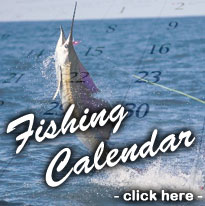 Click here to see our Fishing Calendar